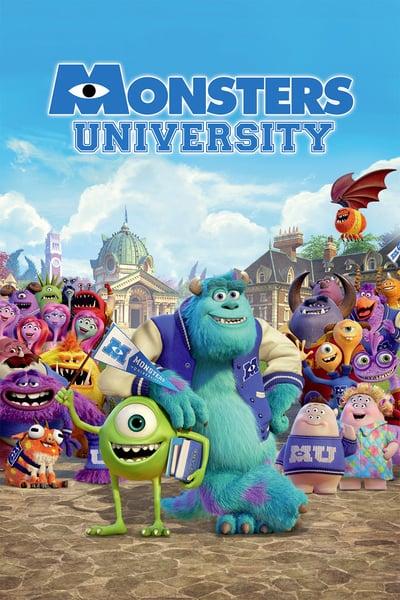 Descargar Monsters University 2013 En Espanol Completa Por Torrent
