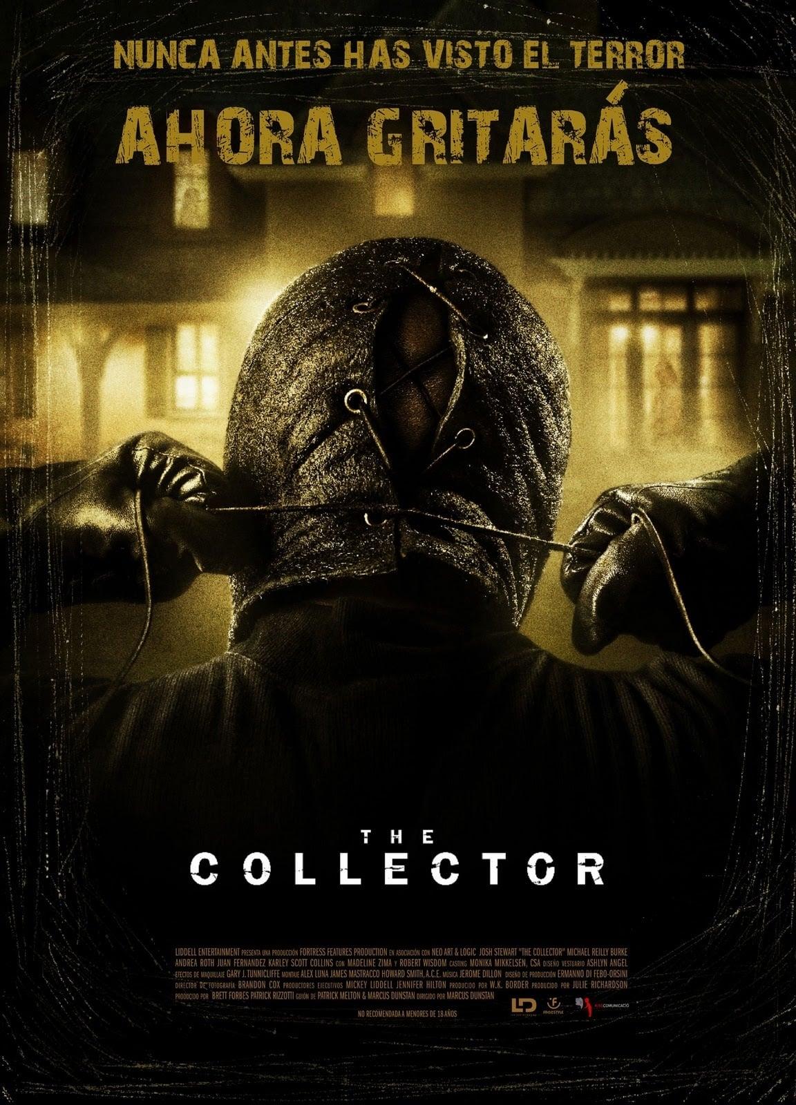 El coleccionista