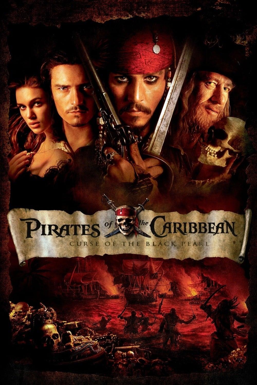 siete y media Viento Detallado  Descargar Piratas del Caribe - La maldición del Perla Negra por Torrent