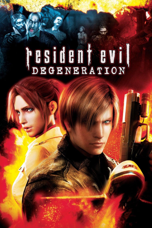 Resident Evil - Degeneración