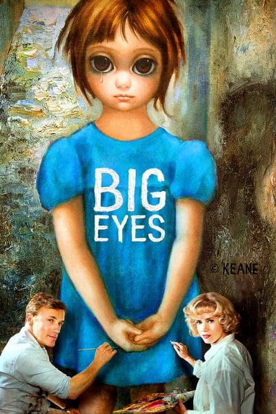 Ojos grandes