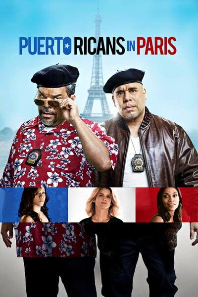 Puertorriqueños en París