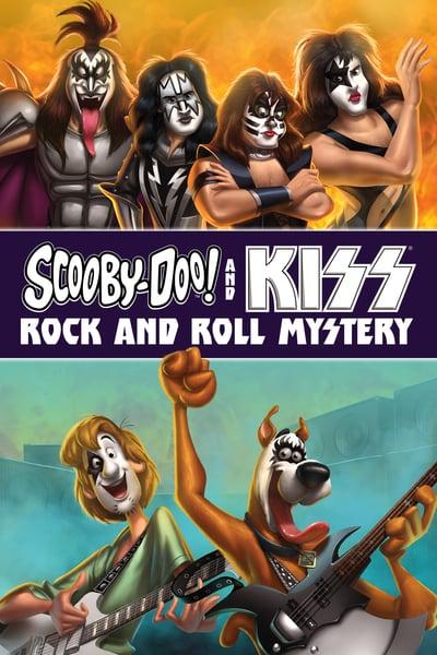 Scooby Doo conoce a Kiss: Misterio a ritmo de Rock and Roll