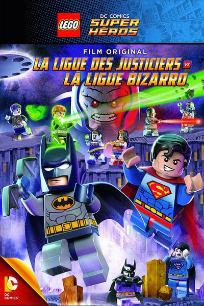 DC Superhéroes LEGO