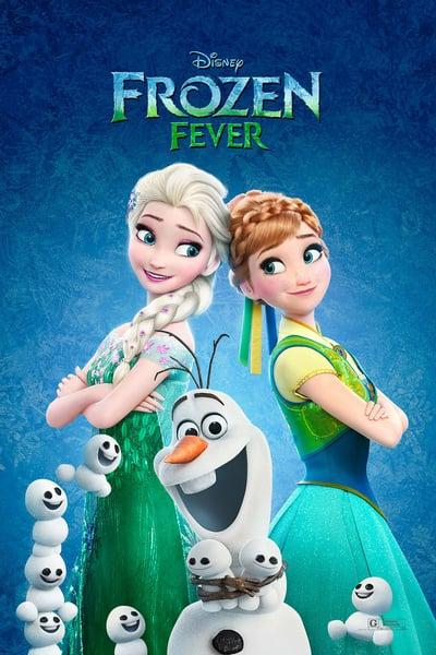Frozen: Fiebre congelada