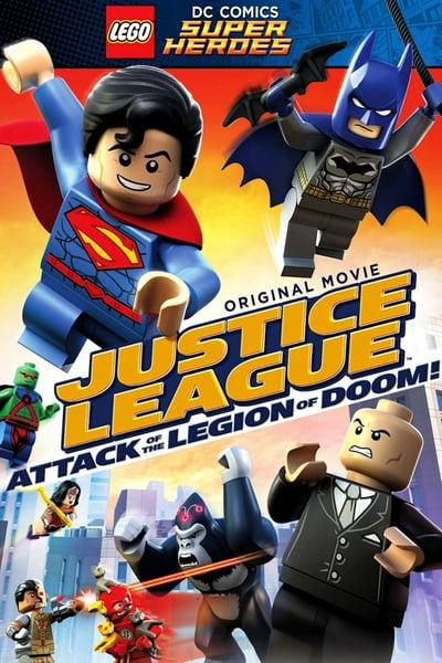 LEGO DC Liga de la Justicia