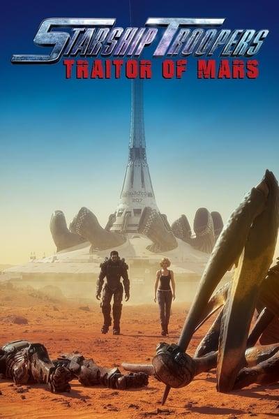 Starship Troopers: Traidores de Marte