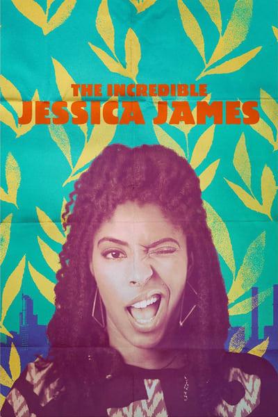 La increíble Jessica James