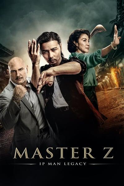 Master Z: El legado de Ip Man