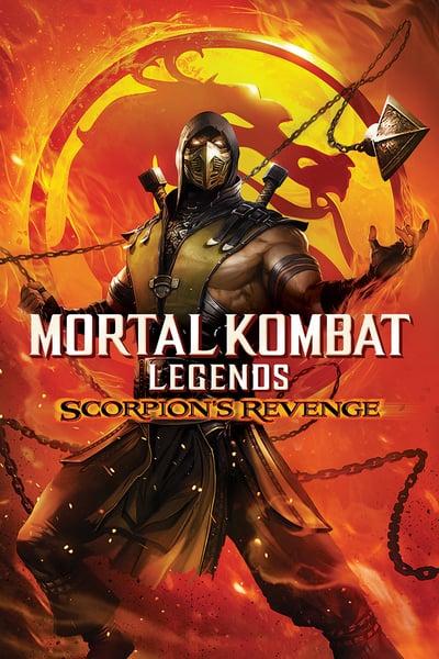 Mortal Kombat Leyendas: La venganza de Scorpion
